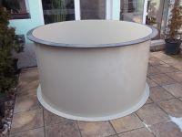 Ochlazovací kád - bazének - kruhový