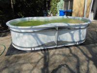 Bazén - osmička -  do zemně