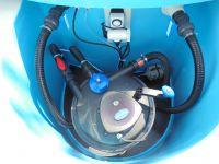 filtr tlakový - poloautomat